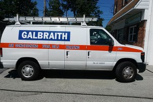 Fleet Vehicle Lettering & Graphics